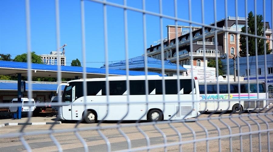 В Армянске возобновили междугородние рейсы