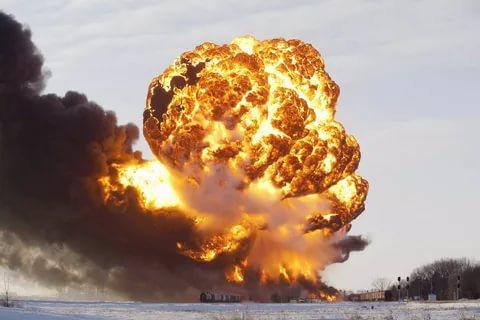 В Донецке около ДК21 прогремел мощный взрыв