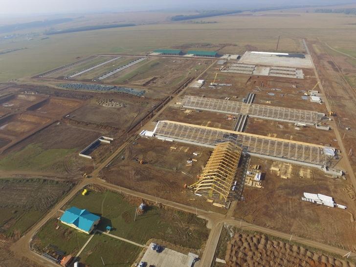 Крупнейшие проекты в молочной отрасли. Обзор строительства, изображение №7