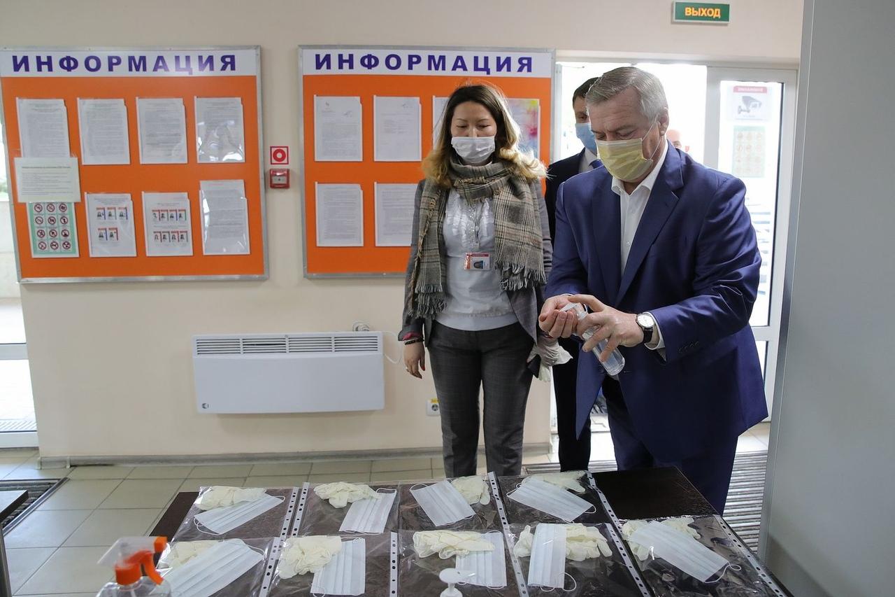 Администрация Таганрога: О необходимости соблюдения масочного режима