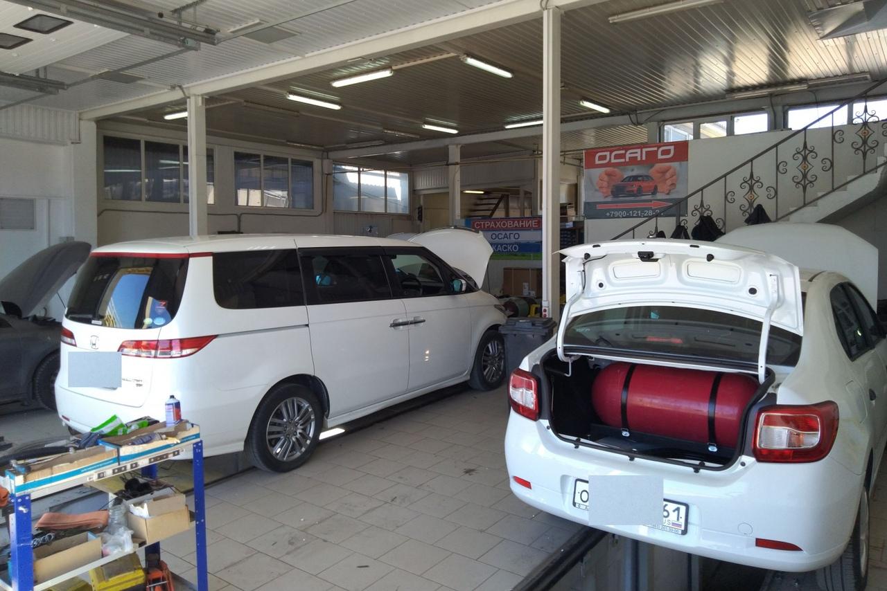 В Ростовской области в первом полугодии переведено на газомоторное топливо ещё около 500 автомобилей