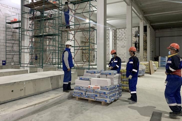Крупнейшие проекты в молочной отрасли. Обзор строительства, изображение №10