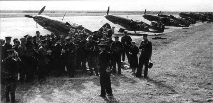 Защитники неба Анапы в годы Великой Отечественной войны., изображение №1