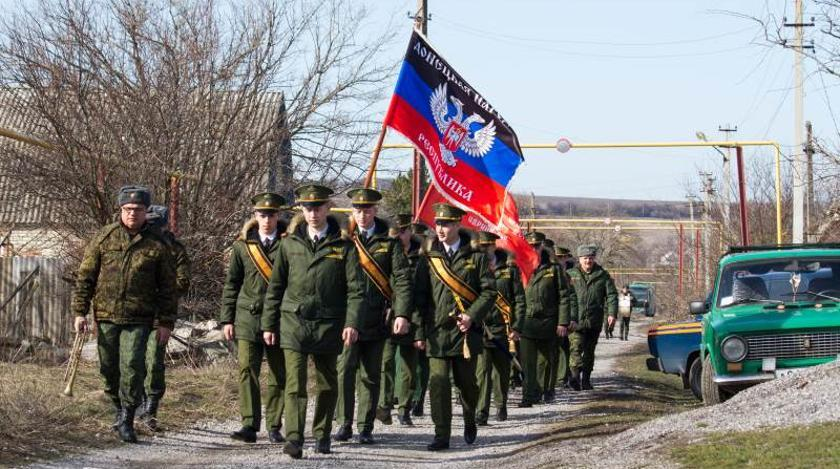 Асеев рассказал о возможных угрозах прорыва террористов на Донбассе