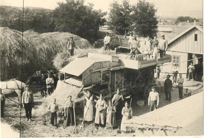 Немецкие переселенцы, конец 19 в.