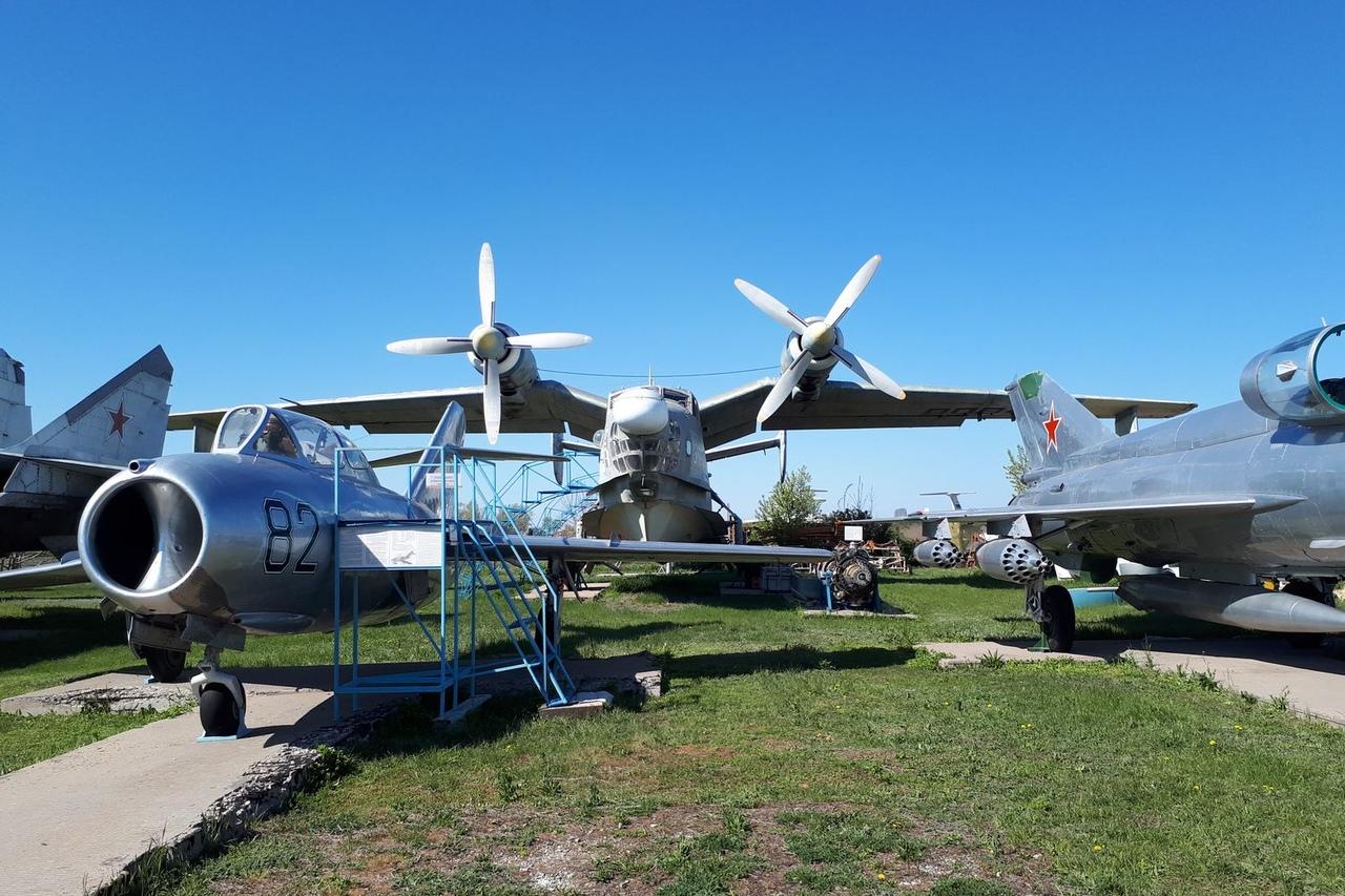 «Фагот» и «Чайка»: в единственном на юге России музее авиации Таганрога бережно хранят историю