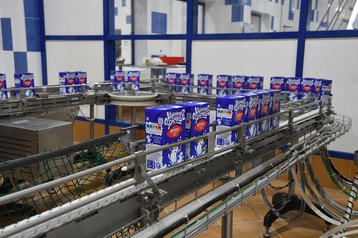 Крупнейшие проекты в молочной отрасли. Обзор строительства, изображение №9