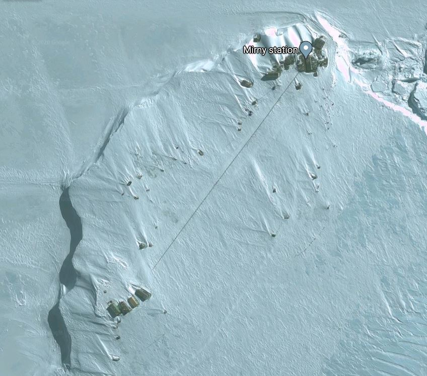 Пожар в Антарктиде: подробно и с пояснениями