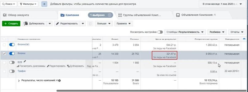Настройка таргетированной рекламы instagram в нише установка видеонаблюдения., изображение №7